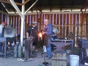 Bending the weld