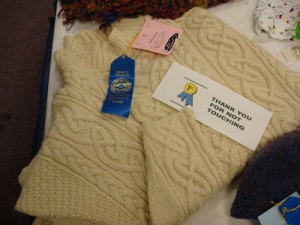 Blue Ribbon Aran